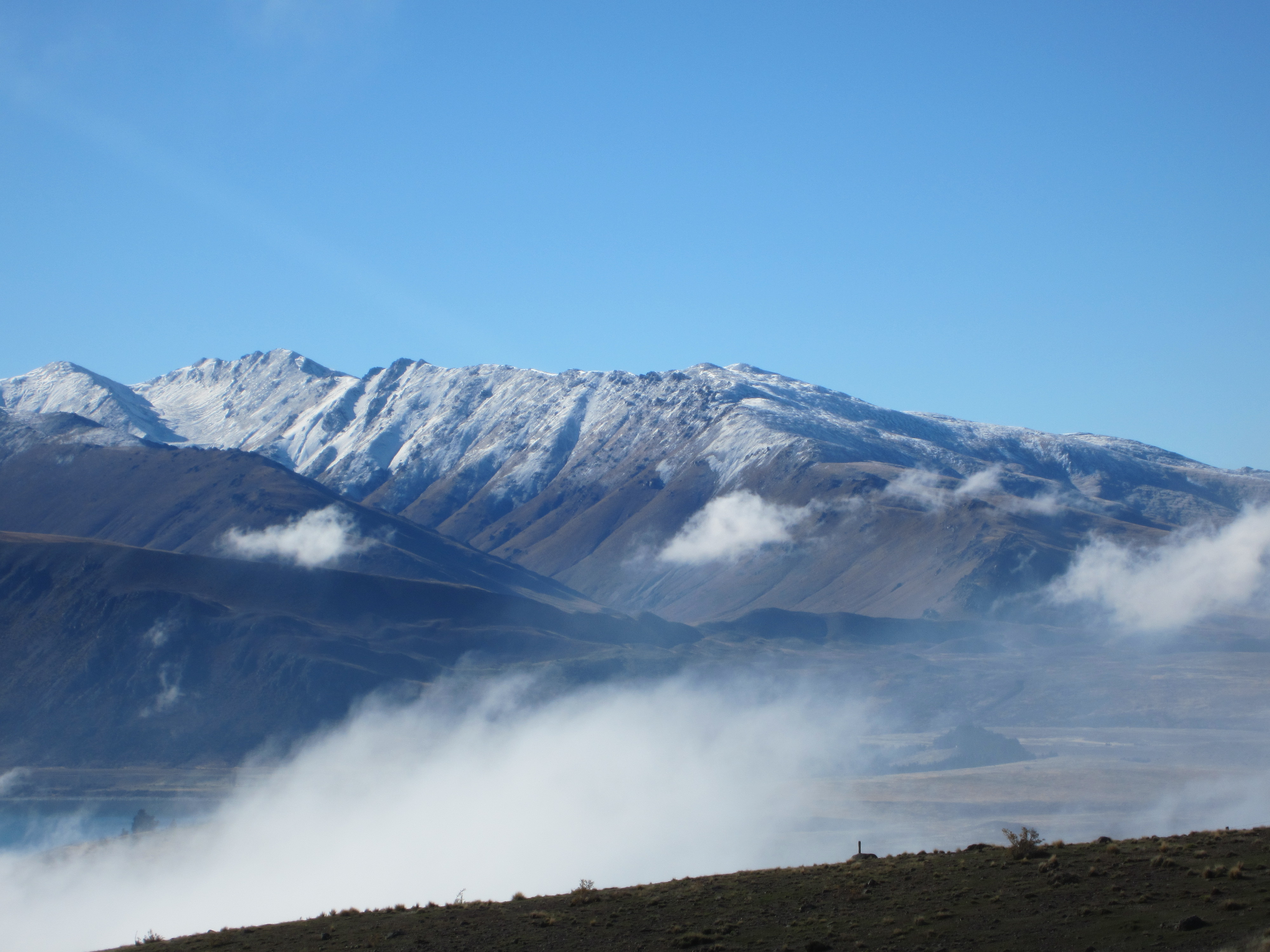 New Zealand, Land of the Long White Cloud