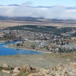 Tekapo, as seen from Mt John