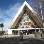 The Transitional Cathedral, Christchurch