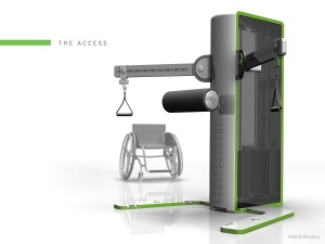 access fitness equipment