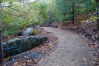 Crotched Mountain Accessible Trail