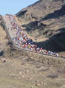 Horsetooth Half Marathon