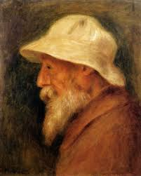 Renoir: Self-Portrait with a White Hat
