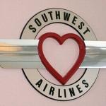 Southwest Airlines Heart Logo
