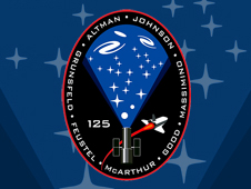 STS 125