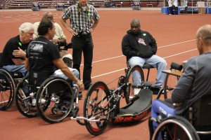Top End Handcycle Clinic