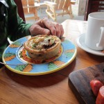 Meat Pie at the Whistling Frog